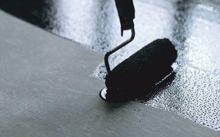 Холодная битумная мастика: применение, свойства и виды