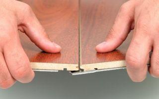 Пошаговая инструкция укладки ламината своими руками