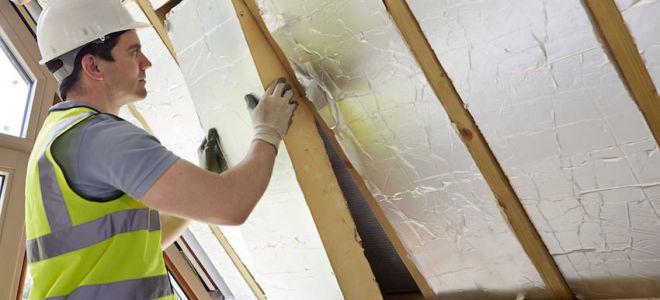 Выбор материала для утепления крыши и технология монтажа