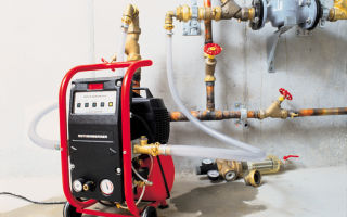 Опрессовка систем отопления — что это такое и для чего она нужна?