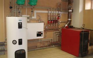 Теплоаккумулятор для котла отопления: принцип работы, устройство и подключение