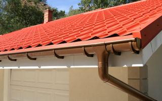 Отливы для крыши: цена и установка