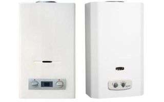 Как правильно выбрать газовые колонки?
