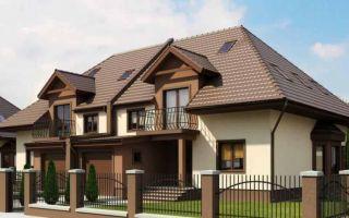 Примеры проектов и цены на дома из СИП панелей