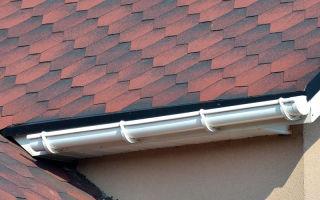 Зачем нужен капельник для крыши и как его установить?