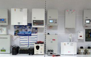 Как правильно выбрать стабилизатор напряжения для газового котла?