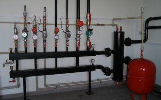 Гидрострелки для систем отопления