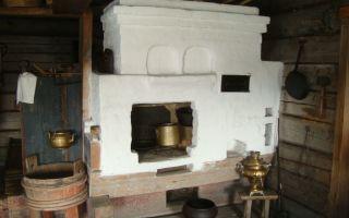 Как сделать русскую печь своими руками?