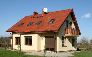 Конструктивные особенности и устройство двускатной крыши