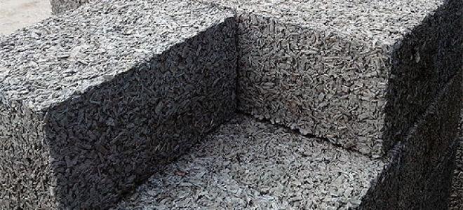 Арболитовые блоки — отзывы, плюсы и минусы