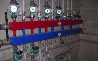 Разновидности и монтаж гребенки для воды