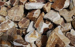 Что такое бутовый камень — технология кладки