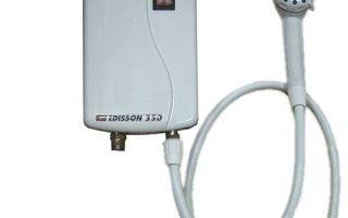 Электрические проточные нагреватели воды