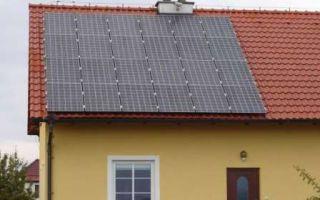 Солнечные коллекторы для отопления дома: цена и виды