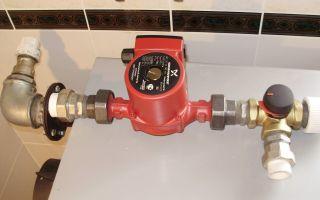 Как правильно выбрать циркуляционный насос для отопления дома?