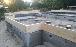 Технология строительства свайного фундамента с ростверком