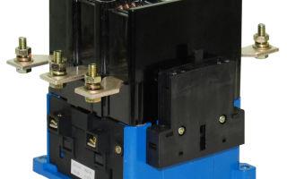 Конструкция и схемы подключения электромагнитного пускателя 220в