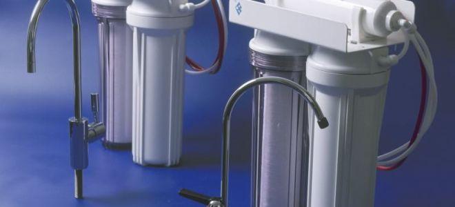 Как делать фильтры для воды своими руками?