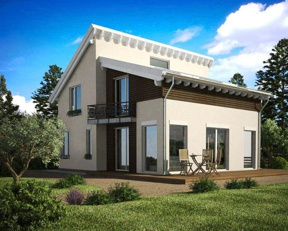 Дом из сип панелей - проекты и цены