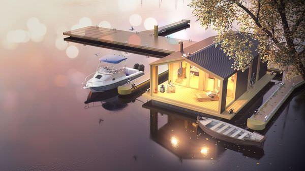 Модульные дома для круглогодичного проживания