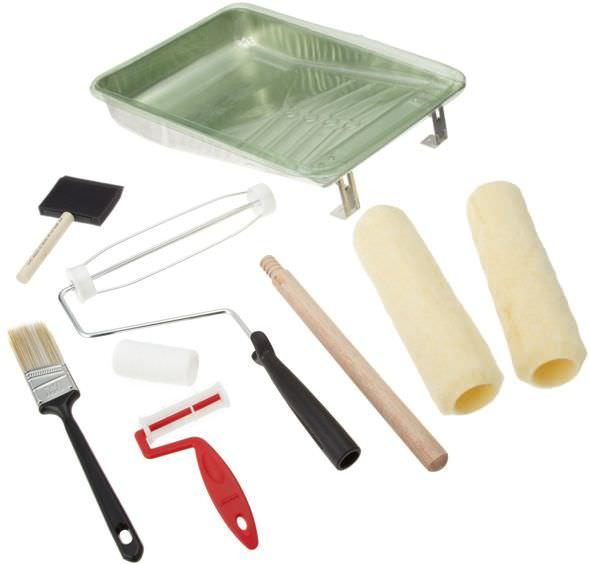 Инструменты для грунтовки стен