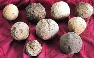Глиняный шарик