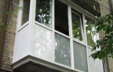 Балкон в хрущевке