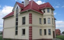 Технология монтажа и варианты утепления мокрого фасада