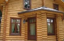 Подробное руководство о том, как вставить деревянное окно в деревянном доме