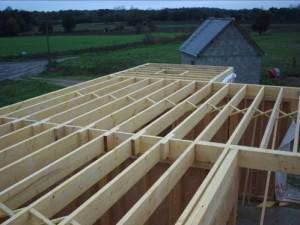 Межэтажные деревянные перекрытия