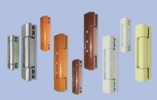 Разновидности, регулировка и установка петель для пластиковых окон