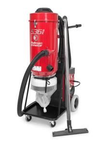 Промышленный пылесос S36 класса H