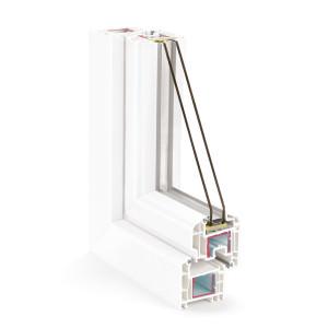 Пластиковое окно BRILLANT-Design