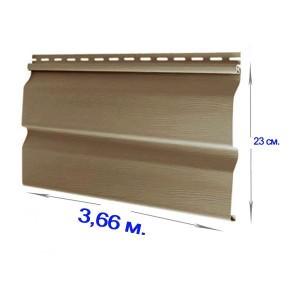 Стандартные размеры сайдинг-панели