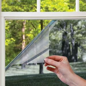 Солнцезащитная плёнка на окне