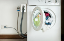 Как подключить стиральную машину к канализации и водопроводу?