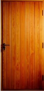 Входная утепленная дверь Scandi 010