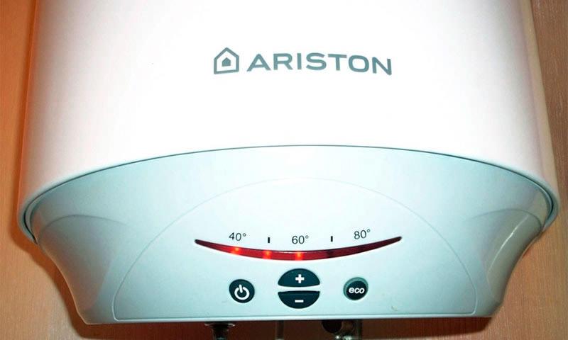 Бойлер Аристон на 80 литров