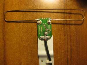 ДМВ антенна для телевизора
