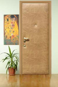 Входная деревянная утепленная дверь Premium Grand