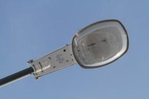 Энергосберегающая лампа уличного освещения
