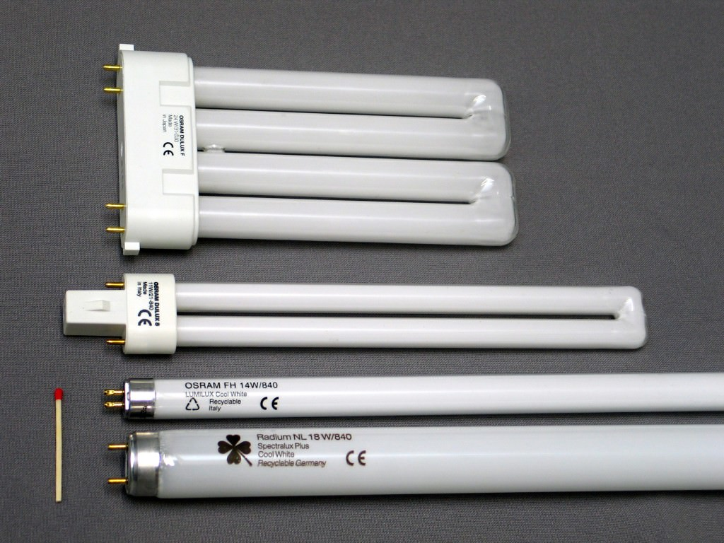 Люминсцентные лампы