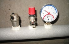 Рабочее давление в системе отопления в частном доме