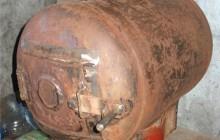 Печь из газового баллона своими руками, пошаговая инструкция