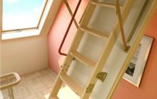 Люки с лестницами на чердак