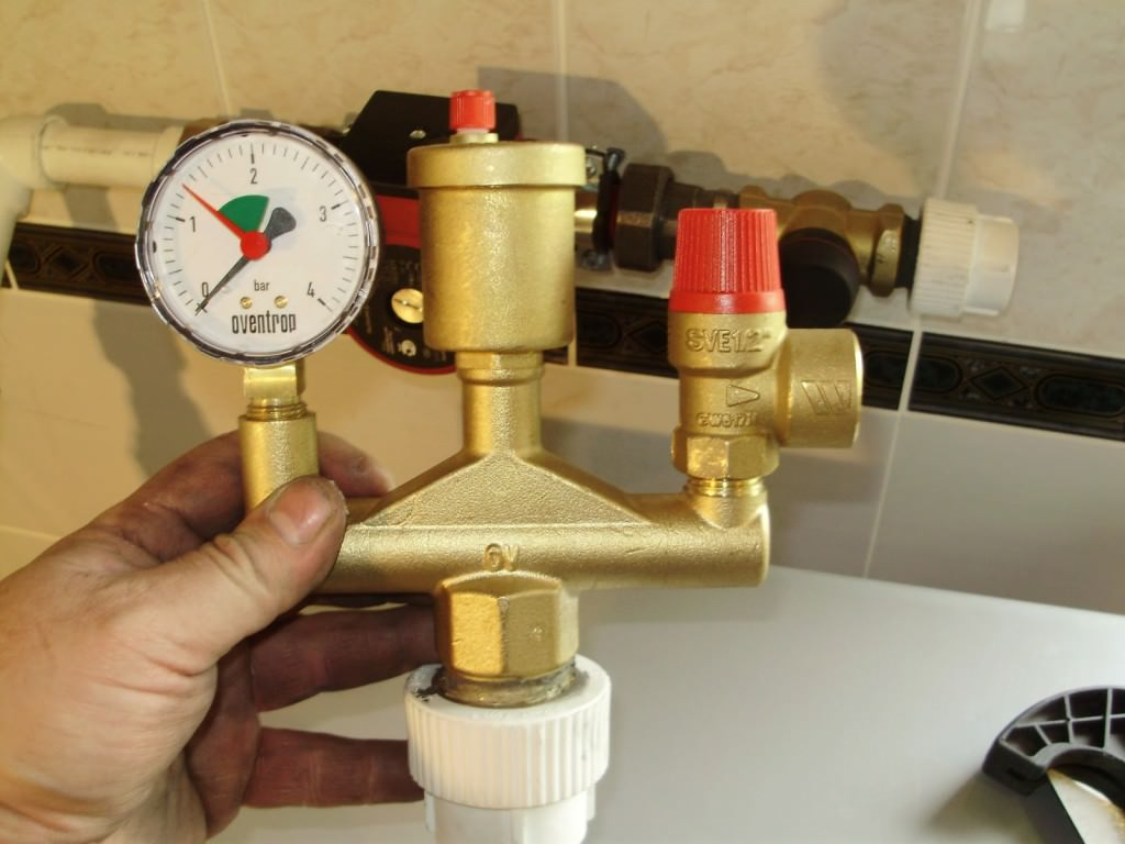 Прибор для измерения давления в частном доме