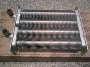 Теплообменник для газового котла