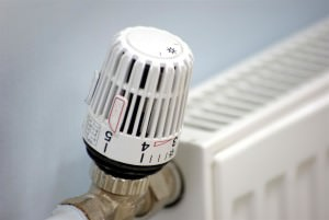 Терморегулятор для радиатора