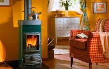 Дом с котлом длительного горения для дома