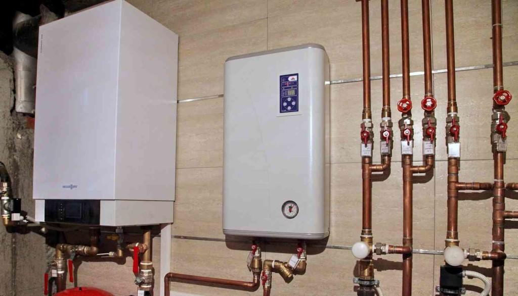 Газовый котел для отопления частного дома своими руками 50